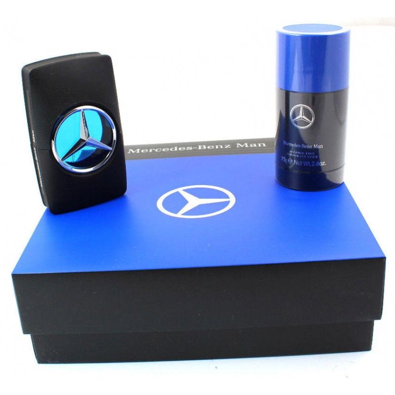 Mercedes-Benz Man - Комплект за мъже Тоалетна вода 50 мл. + Стик дезодорант 75 гр.-Парфюми