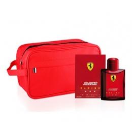 FERRARI RACING RED - Комплект за мъже - Тоалетна вода 125 мл + Несесер-Парфюми
