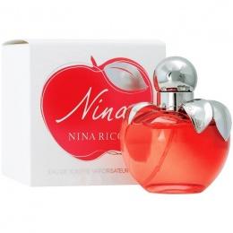 Nina Ricci Nina - Тоалетна вода за жени EDT 80 мл-Парфюми