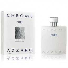 Azzaro Chrome Pure - Тоалетна вода за мъже EDT 100 мл-Парфюми