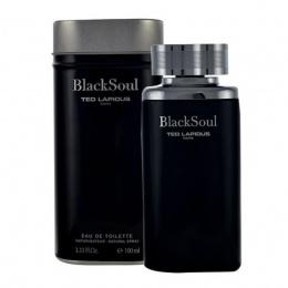 Ted Lapidus Black Soul - Тоалетна вода за мъже EDT 100 мл.-Парфюми