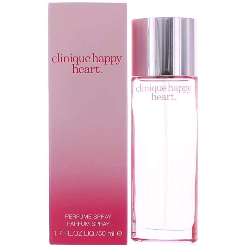 Clinique Happy Heart - Парфюм за жени 50 мл-Парфюми