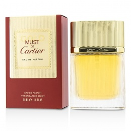 Cartier Must Gold - Парфюмна вода за жени EDP 50 мл-Парфюми