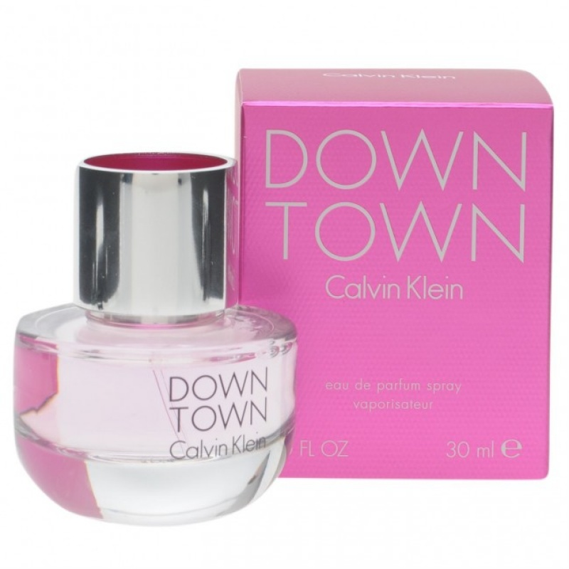 Calvin Klein Ck Downtown - Парфюмна вода за жени EDP 30 мл-Парфюми
