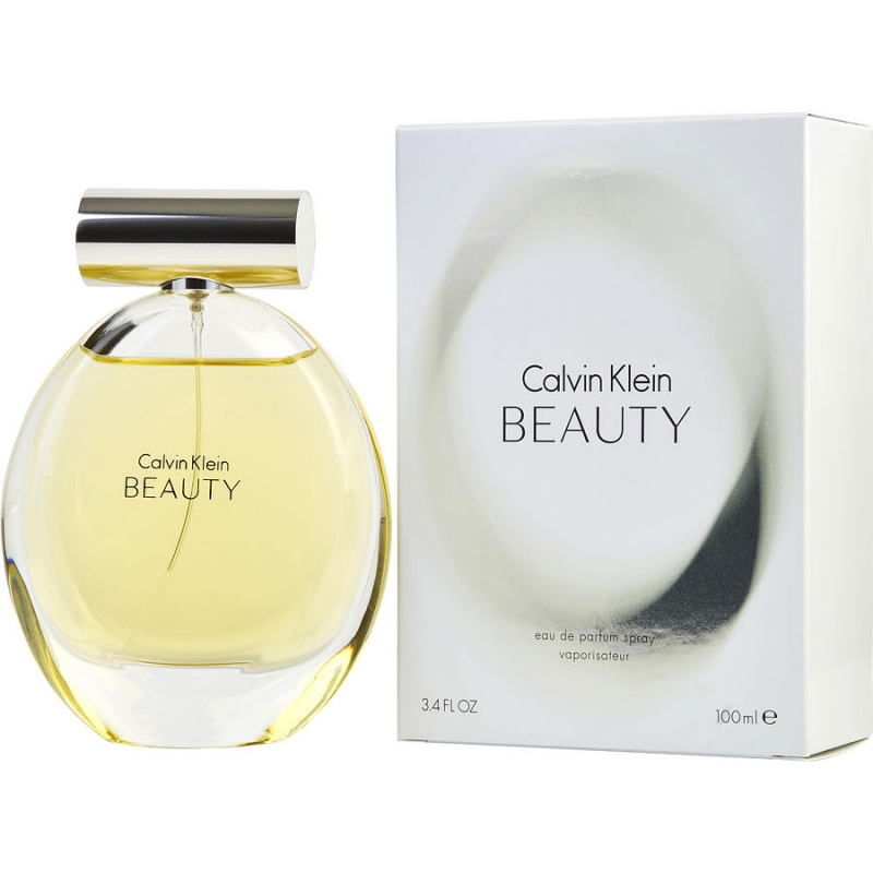Calvin Klein BEAUTY - Парфюмна вода за жени EDP 100 мл-Парфюми