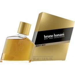 Bruno Banani Man`s Best - Тоалетна вода за мъже EDT 50 мл-Парфюми
