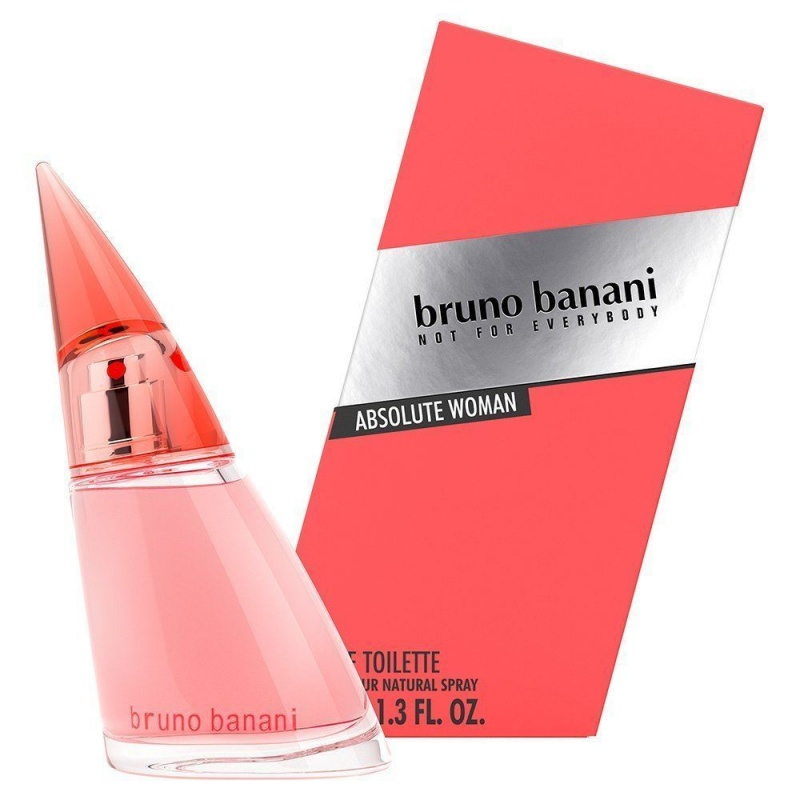 Bruno Banani Absolute Woman - Тоалетна вода за жени EDT 40 мл-Парфюми