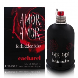 Cacharel Amor Amor Forbidden Kiss - Тоалетна вода за жени EDT 100 мл-Парфюми
