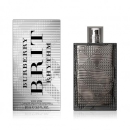 BURBERRY BRIT RHYTHM Intense - Тоалетна вода за мъже ЕDT 90 мл-Парфюми