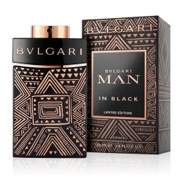 Bvlgari MAN In Black Essence LAOLU limited edition - Парфюмна вода за мъже EDP 100 мл-Парфюми