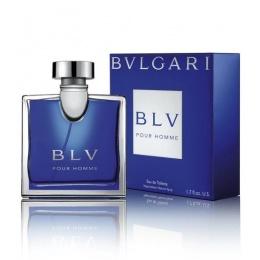 Bvlgari BLV - Тоалетна вода за мъже EDT 50 мл-Парфюми