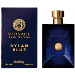 Versace DYLAN BLUE - Тоалетна вода за мъже EDT 200 мл-Парфюми