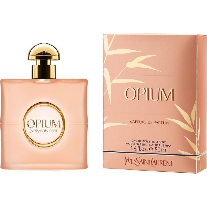 Yves Saint Laurent Ysl Opium Vapeurs De Parfum - Тоалетна вода за жени EDТ 50 мл-Парфюми