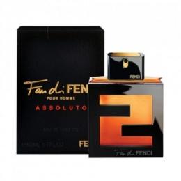 FENDI Fan di Fendi Assoluto - Тоалетна вода за мъже EDT 50 мл-Парфюми