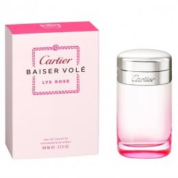 Cartier Baiser Vole Lys Rose - Тоалетна вода за жени EDT 100 мл-Парфюми