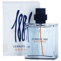 Cerruti 1881 Sport - Тоалетна вода за мъже EDT 100 мл-Парфюми