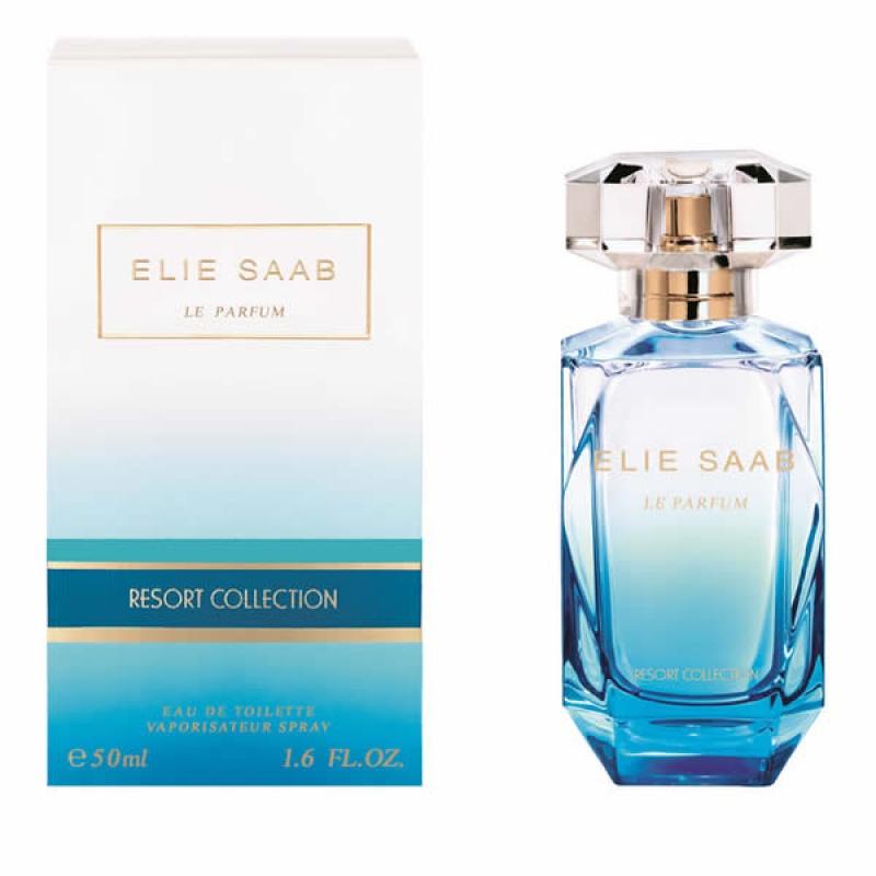 Elie Saab Le Parfum Resort Collection - Тоалетна вода за жени ЕDT 50 мл-Парфюми