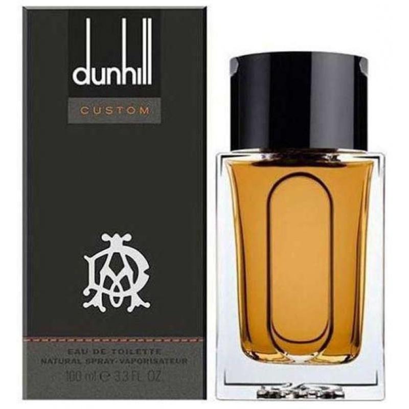 Dunhill Custom - Тоалетна вода за мъже EDT 100 мл -Парфюми