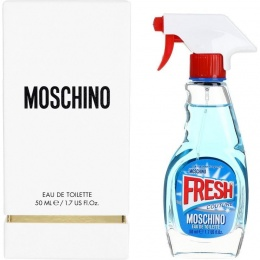 Moschino Fresh Couture! - Тоалетна вода за жени EDT 50 мл-Парфюми