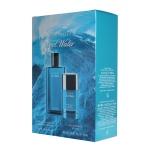 Davidoff Cool Water Men - Комплект за въже ЕДТ 125 мл. + Стик дезодорант 75 гр.-Парфюми