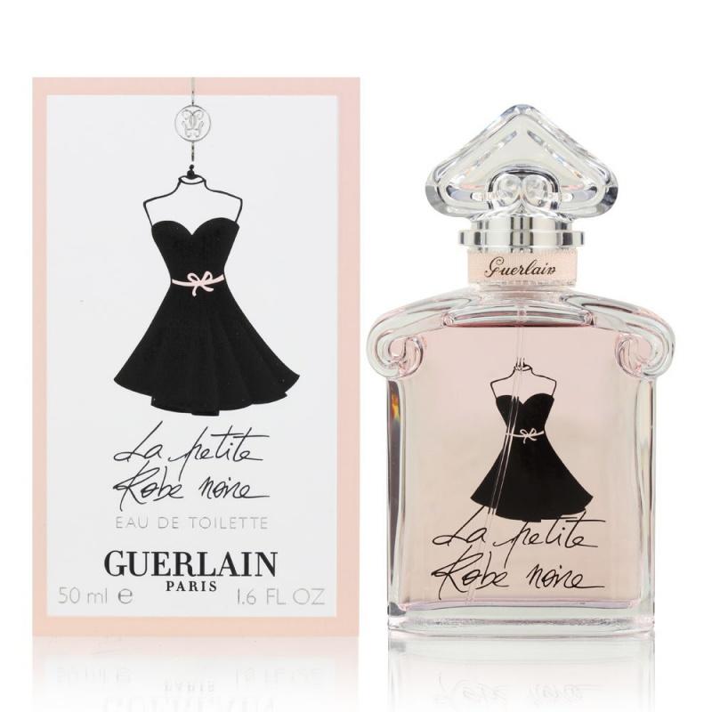 Guerlain La Petite Robe Noire - Тоалетна вода за жени ЕДТ 50 мл.-Парфюми
