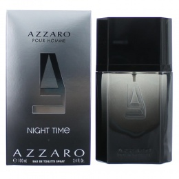 AZZARO pour Homme Night Time - Тоалетна вода за мъже ЕДТ 100 мл.-Парфюми