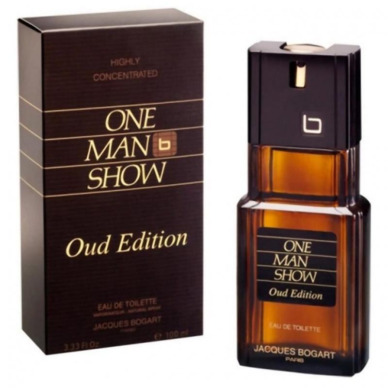 Jacques Bogart One Man Show Oud Edition - Тоалетна вода за мъже ЕДТ 100 мл.-Парфюми