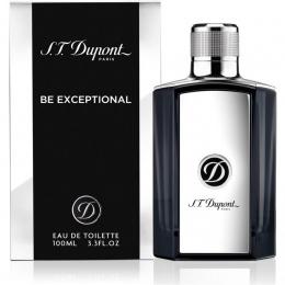 S.T.DUPONT BE EXCEPTIONAL - Тоалетна вода за мъже ЕДТ 100 мл.-Парфюми