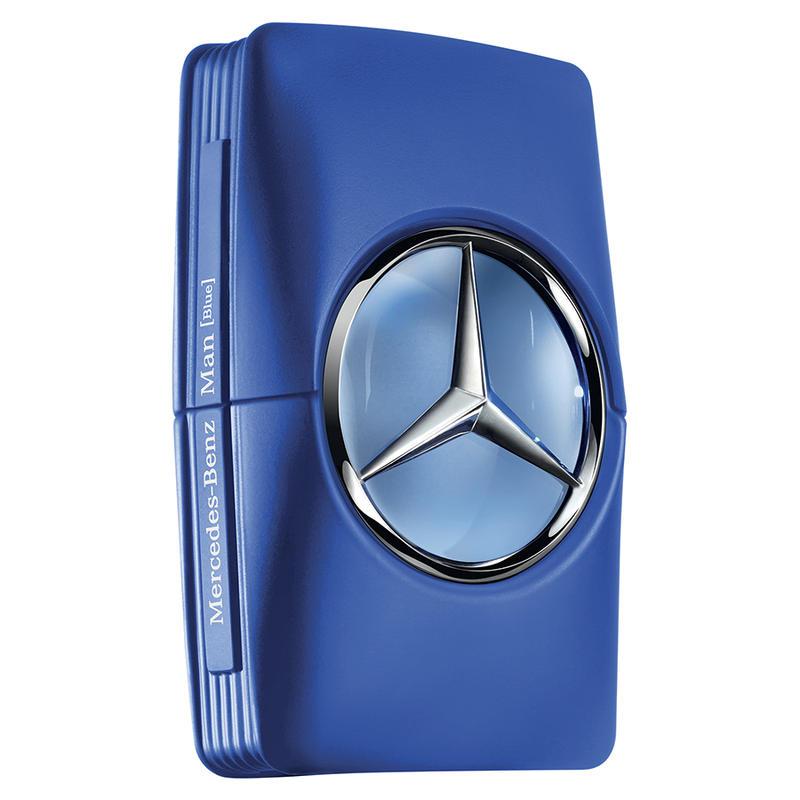 Mercedes Benz Blue - Тоалетна вода за мъже ЕДТ 50 мл.-Парфюми