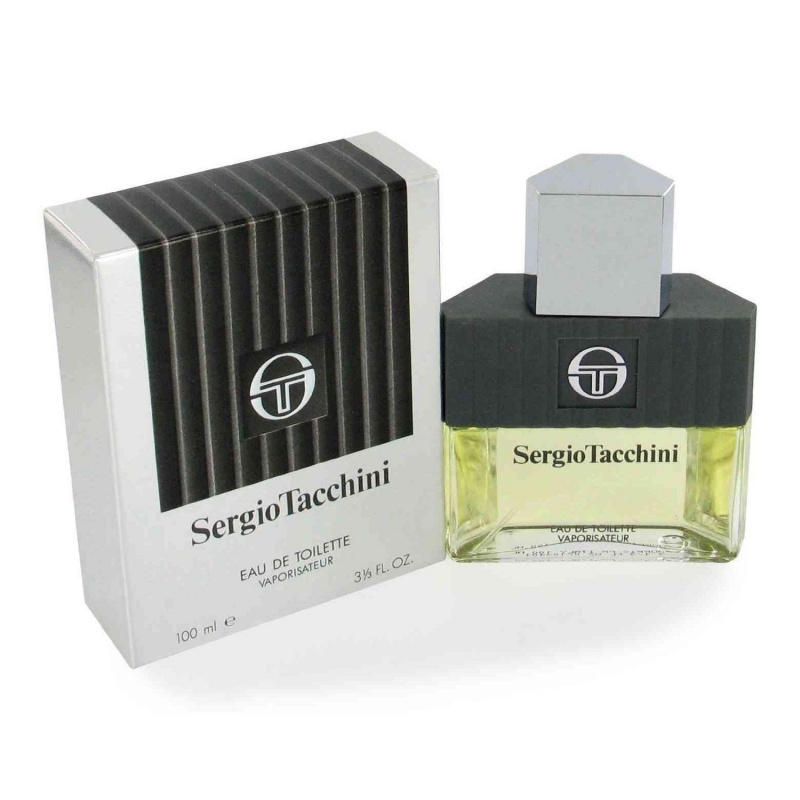 Sergio Tacchini - Тоалетна вода за мъже EDT 100 мл-Парфюми