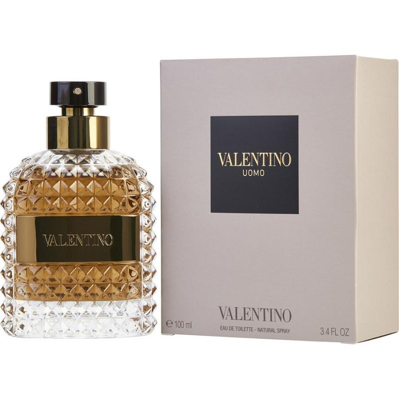 VALENTINO UOMO - Тоалетна вода за мъже ЕДТ 100 мл.-Парфюми