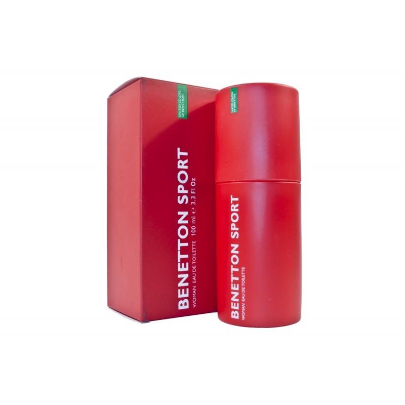 Benetton Sport  Тоалетна вода за жени EDT 50 мл-Парфюми