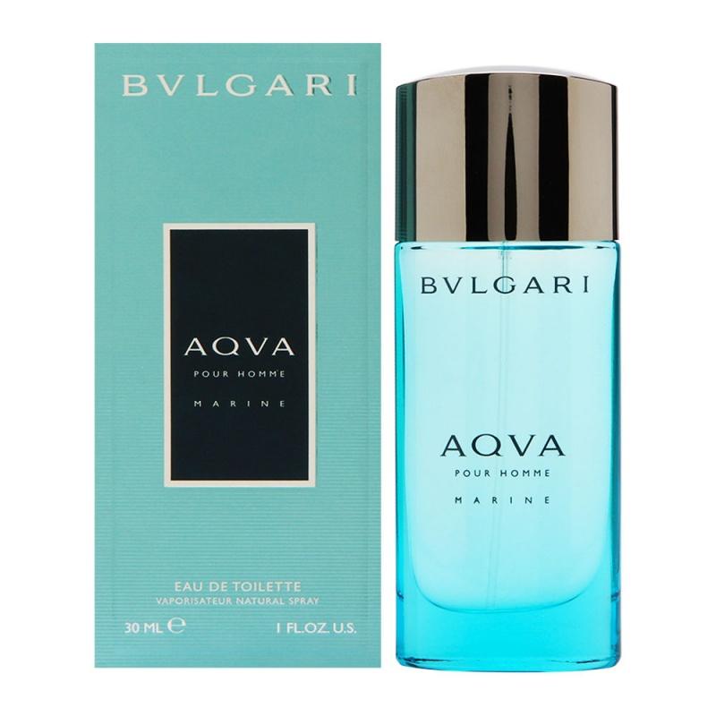 BVLGARI AQVA MARINE - Тоалетна вода за мъже ЕДТ 30 мл.-Парфюми