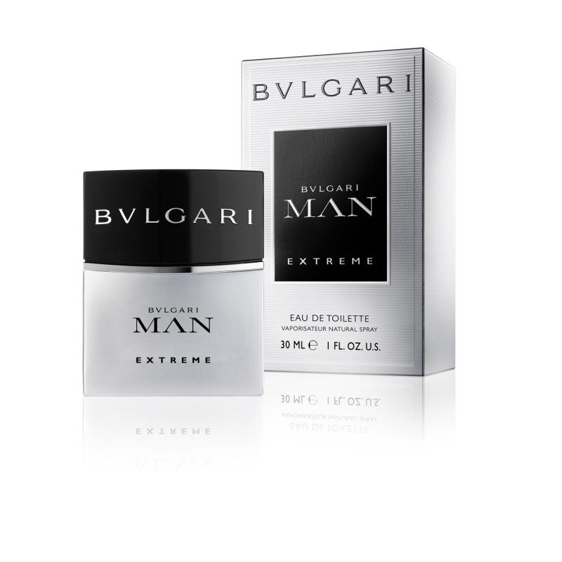BVLGARI MAN EXTREME - Тоалетна вода за мъже ЕДТ 30 мл.-Парфюми