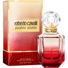 Roberto Cavalli PARADISO ASSOLUTO - Парфюмна вода за жени EDP 75 мл-Парфюми