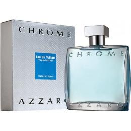 AZZARO CHROME - Тоалетна вода за мъже EDT 30 мл-Парфюми