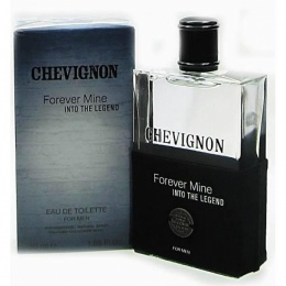 JACQUES BOGART PARIS CHEVIGNON Forever Mine Into the Legend - Тоалетна вода за мъже ЕDT 100 мл-Парфюми