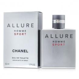 Chanel ALLURE SPORT - Тоалетна вода за мъже EDT 50 мл-Парфюми