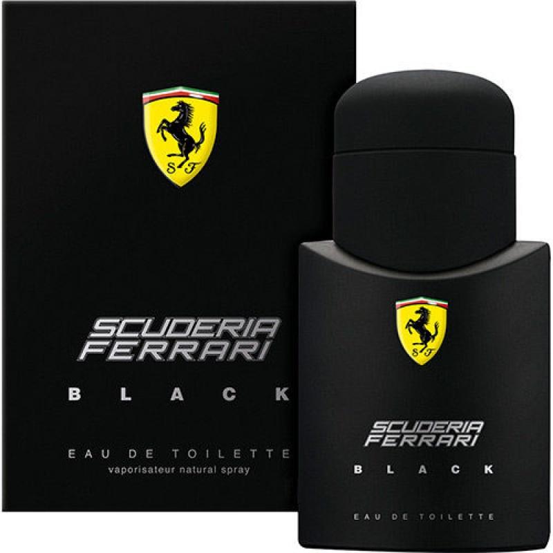 FERRARI BLACK - Тоалетна вода за мъже EDT 40 мл-Парфюми
