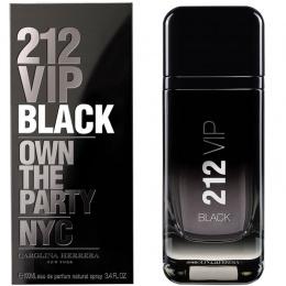 Carolina Herrera 212 VIP BLACK - Парфюмна вода за мъже EDP 100 мл-Парфюми