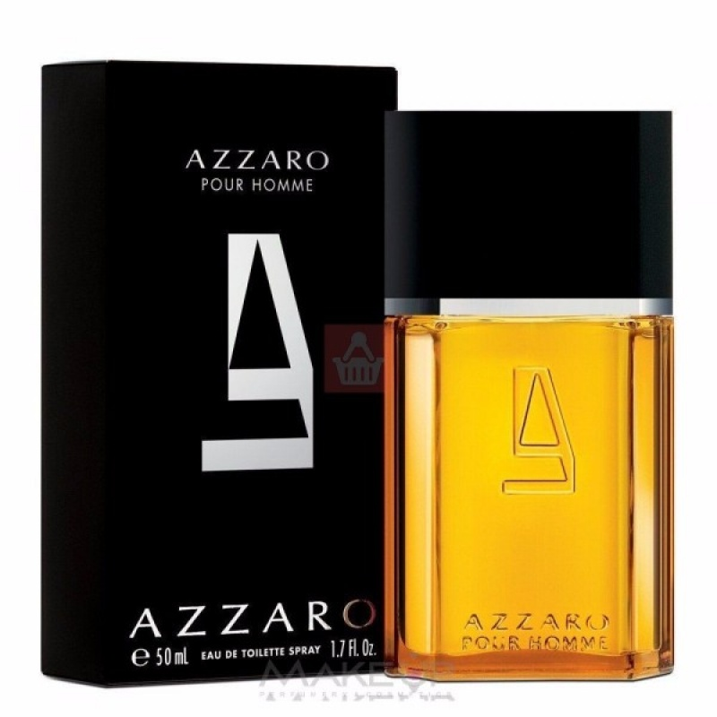 Azzaro Pour Homme - Тоалетна вода за мъже ЕДТ 50 мл.-Парфюми