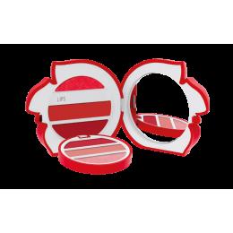 Палитра за устни Pupa Squirrel1 004, Червен-Козметика