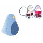 Палитра за грим Pupa Lovely Birds2 013, Синьо-Козметика