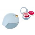 Палитра за грим Pupa Lovely Birds1 003, Светло синьо-Козметика
