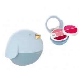 Палитра за грим Pupa Lovely Birds1 003, Светло синьо