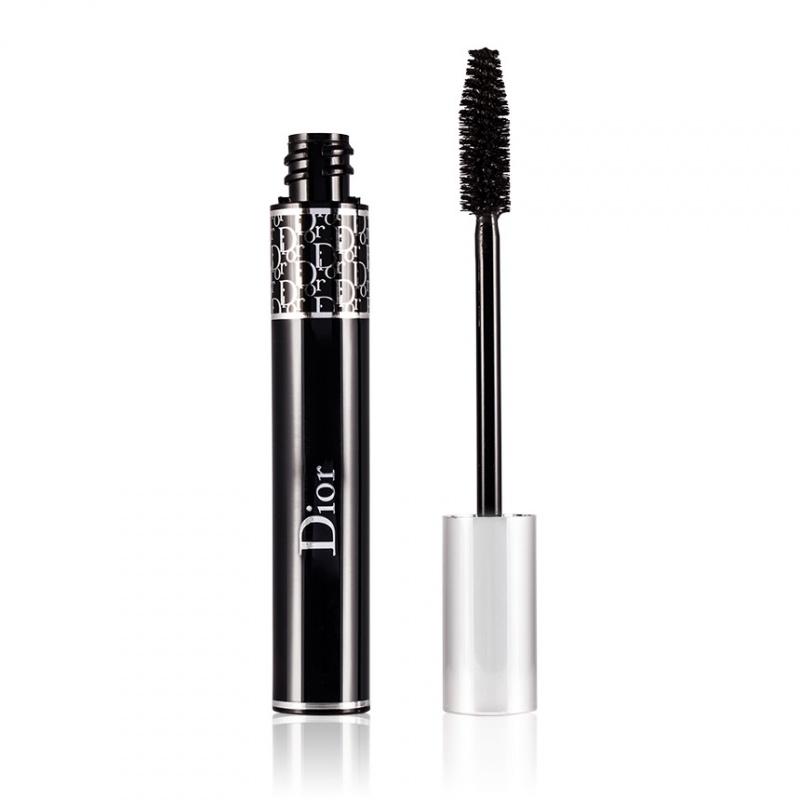 Водоустойчива спирала за мигли Dior Diorshow Mascara Waterproof Volume Sur Mesure 090, Catwalk black-Козметика
