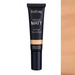 Матиращ фон дьо тен IsaDora Natural Matt 12, Matt Sand-Козметика