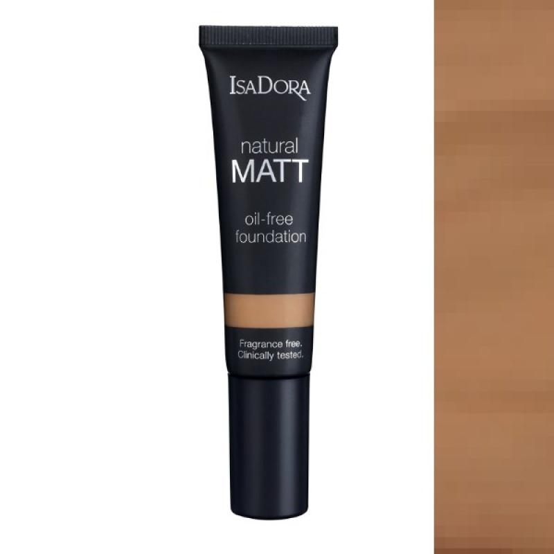 Матиращ фон дьо тен IsaDora Natural Matt 20, Matt Honey-Козметика