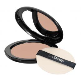 Компактна пудра IsaDora Velvet Touch 15, Medium Beige Mist