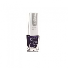 Лак за нокти IsaDora Wonder Nail 633, Violet Vain-Козметика